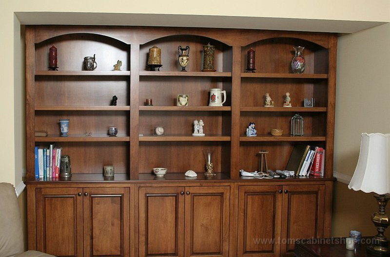 and dark bookcases custom links finish site in built bookcase indianapolis innovative bookshelves