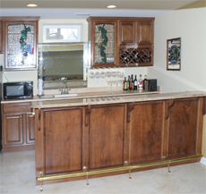 TOM's Cabinet Shop, Inc. Bridgeville, Delaware; custom cabinetry, custom handcrafted wood furniture, and more
